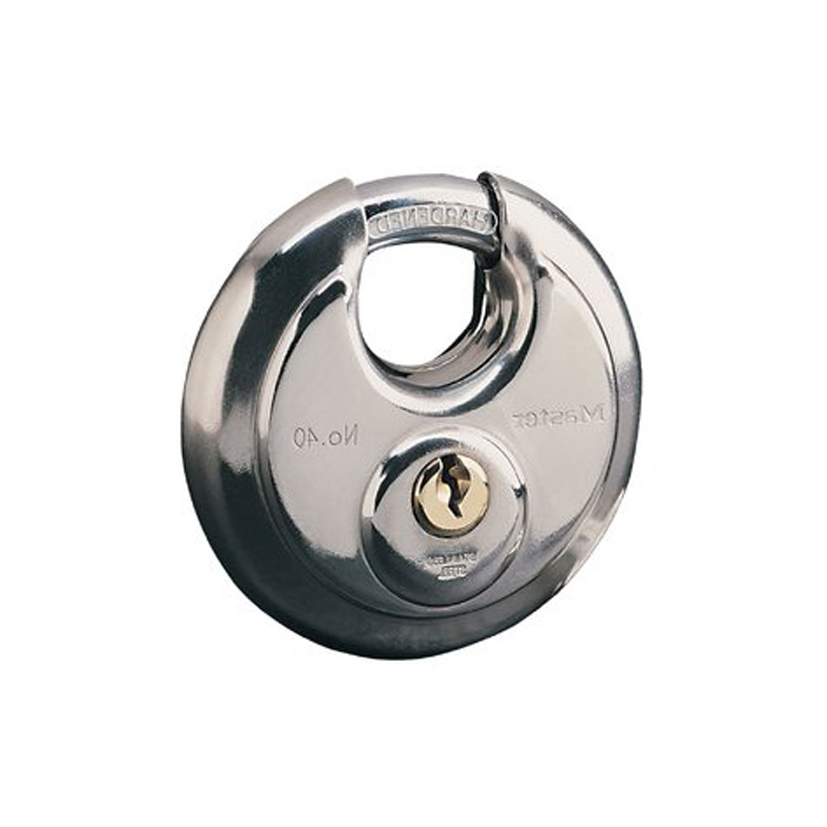 Cadenas de sécurité à clé
